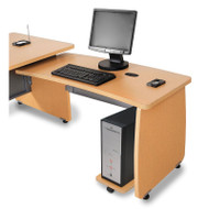 MONTHLY SPECIAL! OFM Milano Executive Desk Return- 55502
