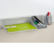 Balt Desktop Privacy Panels Accessory Tray Set - 661PT