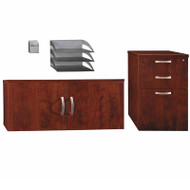 BBF Bush Office-in-an-Hour Storage and Accessory Kit - WC36490-03