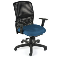 CLEARANCE! OFM AirFlo Mesh Office Task Chair - 610