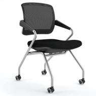 Mayline Valore Training Series Mid-Back Chair (2 pack) - TSM2