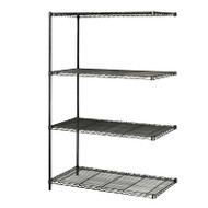 "Safco Shelving Add-On Unit 72""H x 24""D x 48""W - 5295"