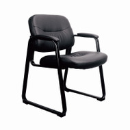 MONTHLY SPECIAL! OFM Essentials Sled Base Executive Guest Chair - ESS-9015
