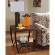 Flash Furniture Signature Design by Ashley Brashawn End Table - FSD-TE-21BRN-GG