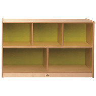 """Whitney Brothers Electric Lime 30""""H Cabinet - CH1330G"""