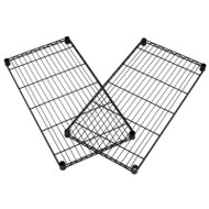 "OFM Wire Shelves for 36""W x 18""D Unit (2 pack) - S3618"
