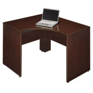 Bush Quantum Series Harvest Cherry Corner Desk Shell Right - QT0465ACS
