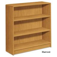 HON 1890 Series Radius Edge Bookcase 3- Shelf - 1892
