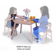 Whitney Brothers Round Children's Table - WB0179