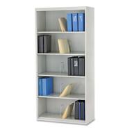HON Brigade 600 Series Jumbo Open Shelf Steel File Legal 5-Shelf - J625CN