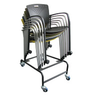 Eurotech by Raynor Staq Chair Dolly - STAQDLY