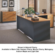 BBF Bush Series C Package L-Shaped Desk with Lateral File - SC20