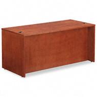 "Alera Verona Veneer Series Executive Desk Shell 66"" - RN21-6630CM"