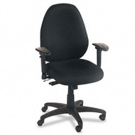 Basyx VL600 Series High Performance High Back Ergonomic Task Chairs - VL630
