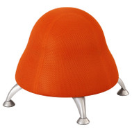 Safco Active Runtz Ball Chair Orange Fabric - 4755OR