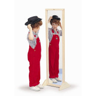 Whitney Brothers Vertical or Horizontal Mirror with Stand - WB0338