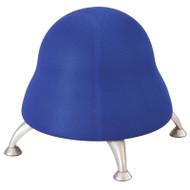 Safco Active Runtz Ball Chair Blue Fabric - 4755BU
