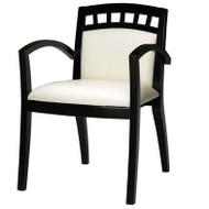 Mayline Mercado Wood Guest or Reception Chair (pack of 2 chairs) - VSC5A