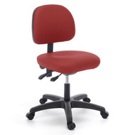 Cramer Dimension / Fusion Fit Desk-Height Small Back Chair 2-way Vinyl - FFSD2-V