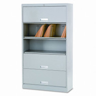 HON 600 Series 5-Shelf File Cabinet Leter Size - 625L