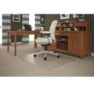 "Deflect-o Supermat Medium Pile Carpet Chairmat Rectangle 46"" x 60"" - CM14441F"