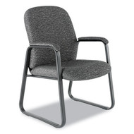 Alera Genaro Guest Chair Graphite Fabric - GE43FC40B