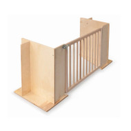Whitney Brothers Room Divider Gate - WB1114
