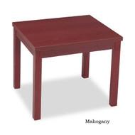 HON Laminate End Table - 80193