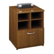 "BBF Bush Series C Cabinet 24"" Warm Oak - WC67504"