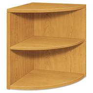 HON 10500 Series Bookcase End Cap 2-Shelf - 105520CC