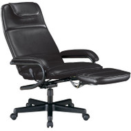 OFM Power Rest Executive Recliner Black - 680BK