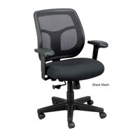 Eurotech by Raynor Eurotech Apollo Mesh Mid Back Chair - MT9400