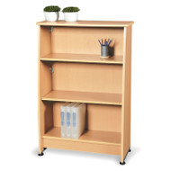 MONTHLY SPECIAL! OFM Milano Wood bookcase - 55125