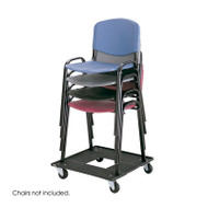 Safco Stack Chair Cart - 4188