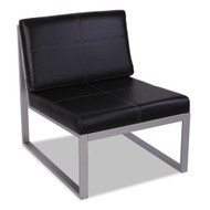 Alera Ispara Series Armless Cube Chair - ALERL8319CS