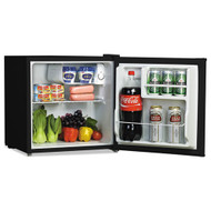 Alera 1.6 Cu. Ft. Refrigerator with Chiller Compartment Black - ALERF616B