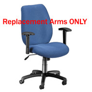 OFM Adjustable Arms for Model# 611 Chair - 611.A