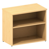 BBF Bush 300 Series Lower Bookcase Cabinet Natural Maple - 300SBK302AC
