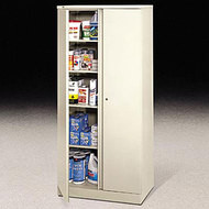 HON Easy-to-Assemble Steel Storage Cabinet 72 High - C187236