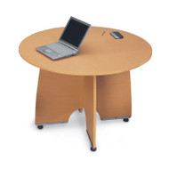 CLEARANCE! OFM 43 Round Conference Table - 55129