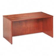 "Basyx BW Veneer Series Executive Rectangular Desk Shell 60"" - BW2103"