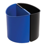 Safco Desk-Side Recycling Receptacles Small - 9927BB