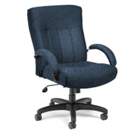 OFM Big & Tall Mid-Back Executive Chair - 711