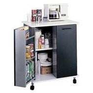 Safco Refreshment Stand - 8963BL