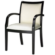Mayline Mercado Wood Guest or Reception Chair (pack of 2 chairs) - VSC7A