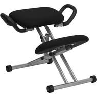 Flash Furniture Ergonomic Kneeling Posture Office Chair - WL-1429-GG