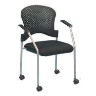 Eurotech by Raynor Breeze Side Chair with Casters - FS8270