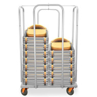 OFM Folding Chair Dolly - 303-DOLLY