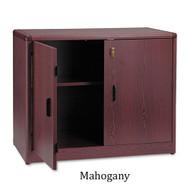 HON 10700 Series Locking Storage Cabinet, Assembled - 107291