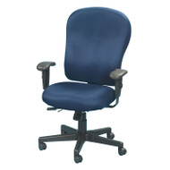 Eurotech by Raynor 4x4 High-Back Fabric Office Chair - FM4080